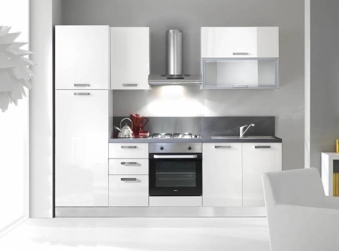 Cucina moderna isa 255 arredo casa fvg - Cucina piccola moderna ...