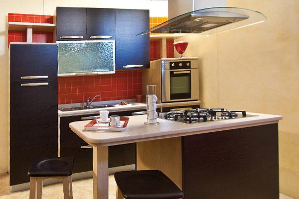 Cucina moderna london arredo casa fvg for Arredo cucina moderna piccola