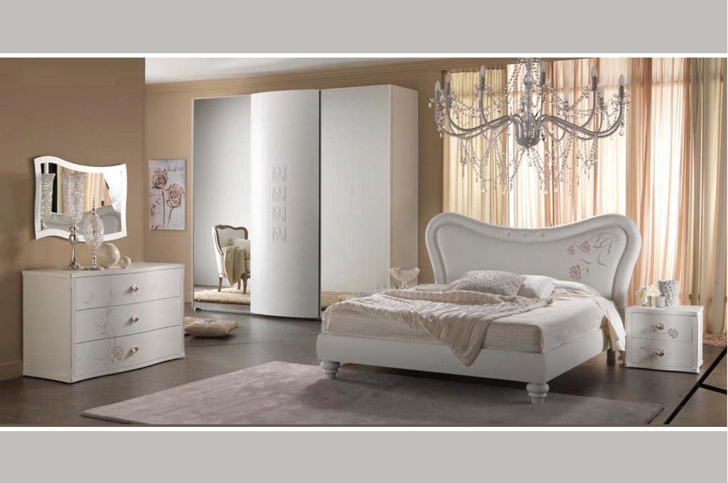 Camera da letto classica Modello Amalfi - Arredo Casa FVG