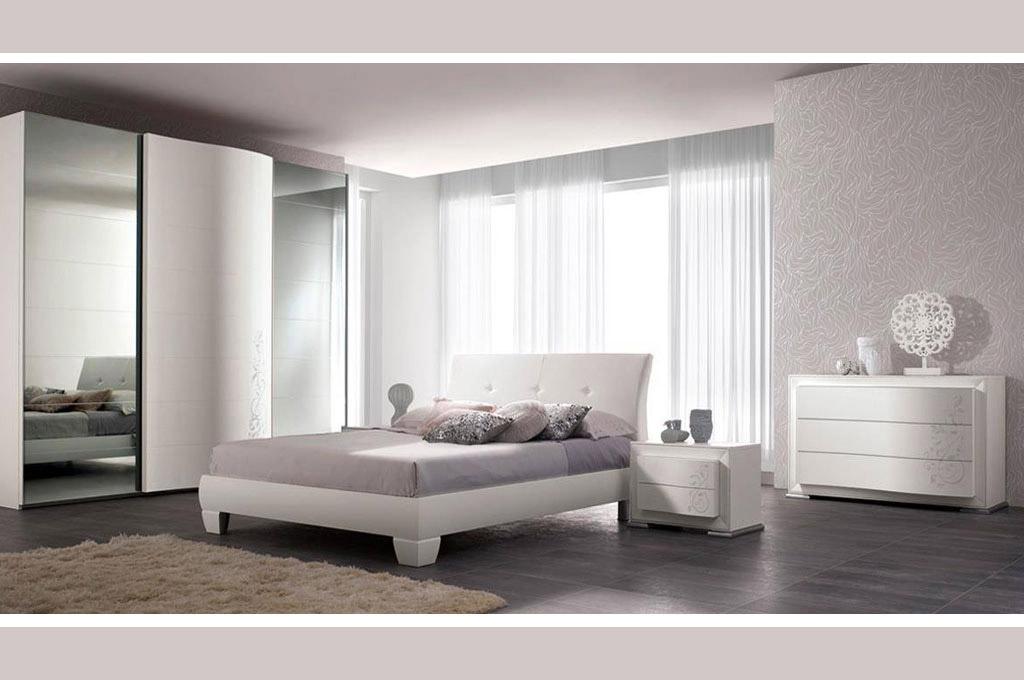 Camera da letto moderna Charm - Arredo Casa FVG