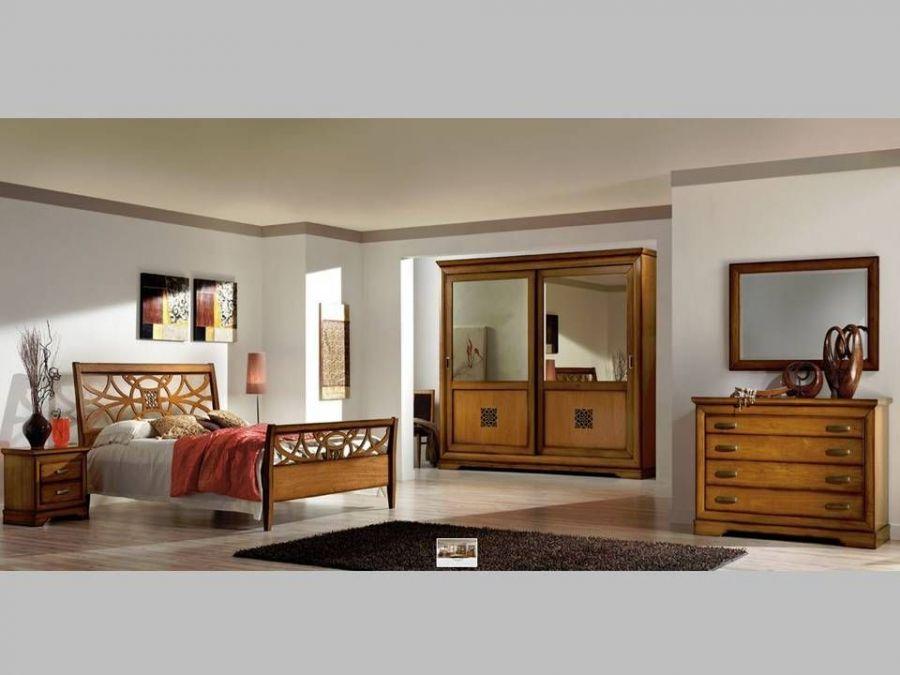 Camera da letto Arte povera Modello Alessio - Arredo Casa FVG