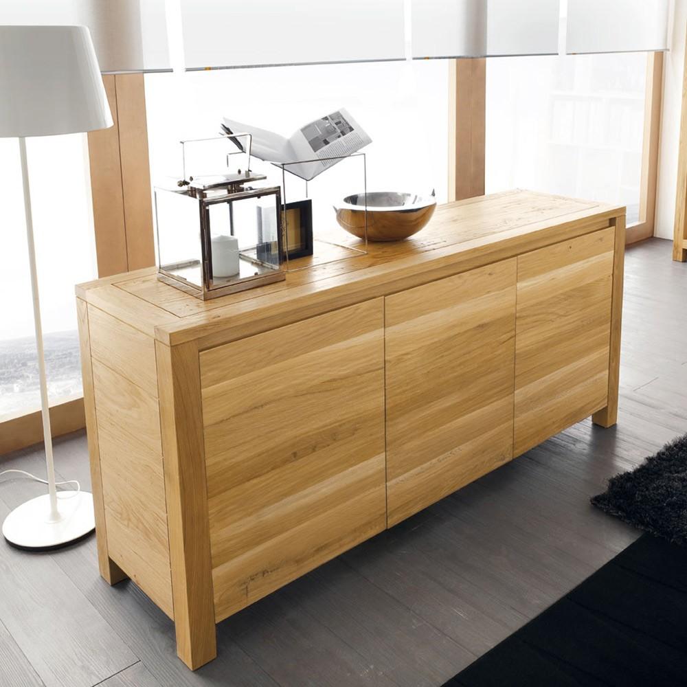 Madia in legno Modello Gerbera - Arredo Casa FVG