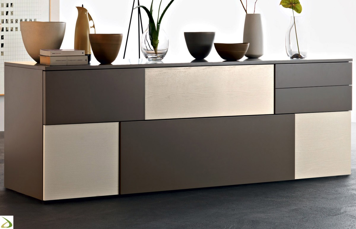 Madia moderna modello svelti arredo casa fvg for Madie di design