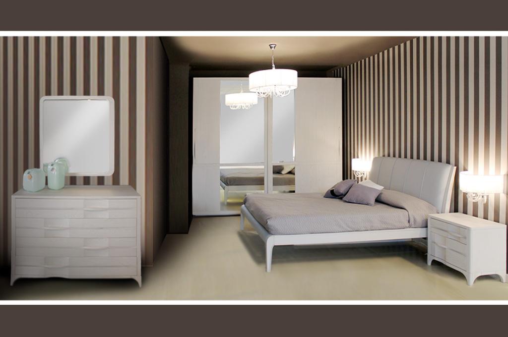 Camera da letto moderna Madison - Arredo Casa FVG