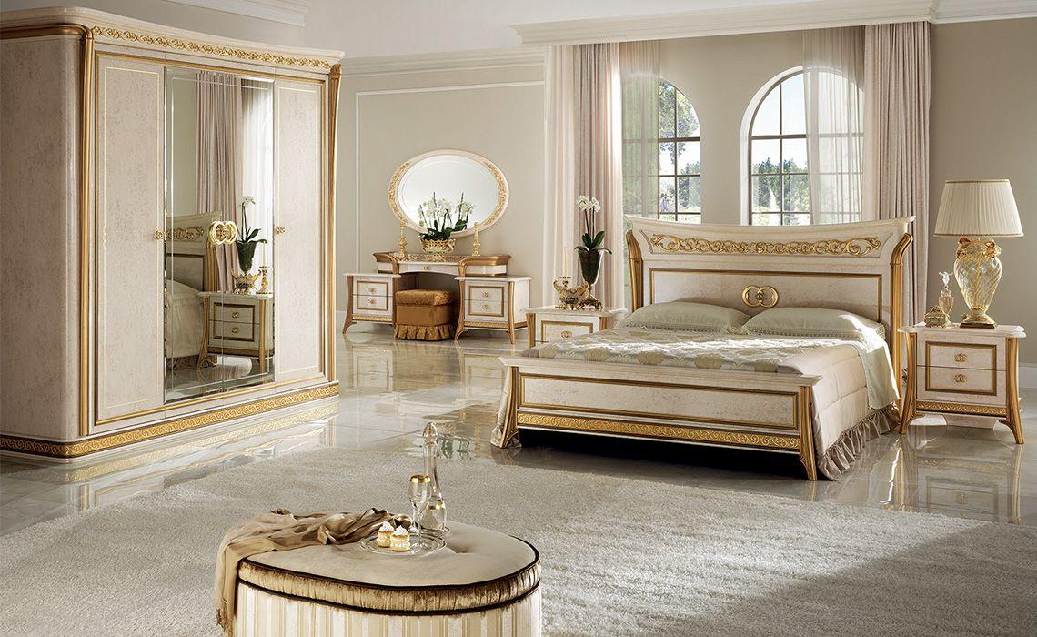 Camera da letto classica Modello Melodia 1 - Arredo Casa FVG