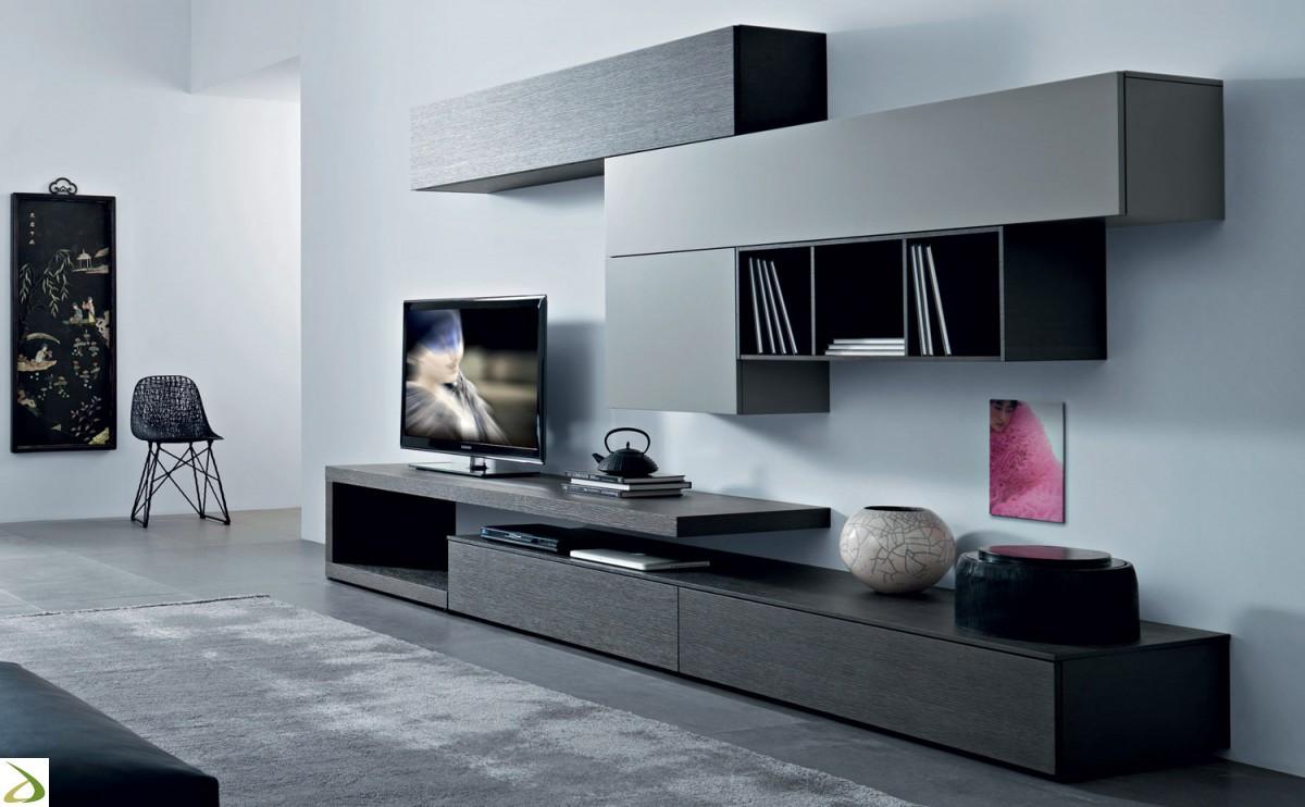 Soggiorno moderno modello scevis arredo casa fvg for Salotto casa moderna