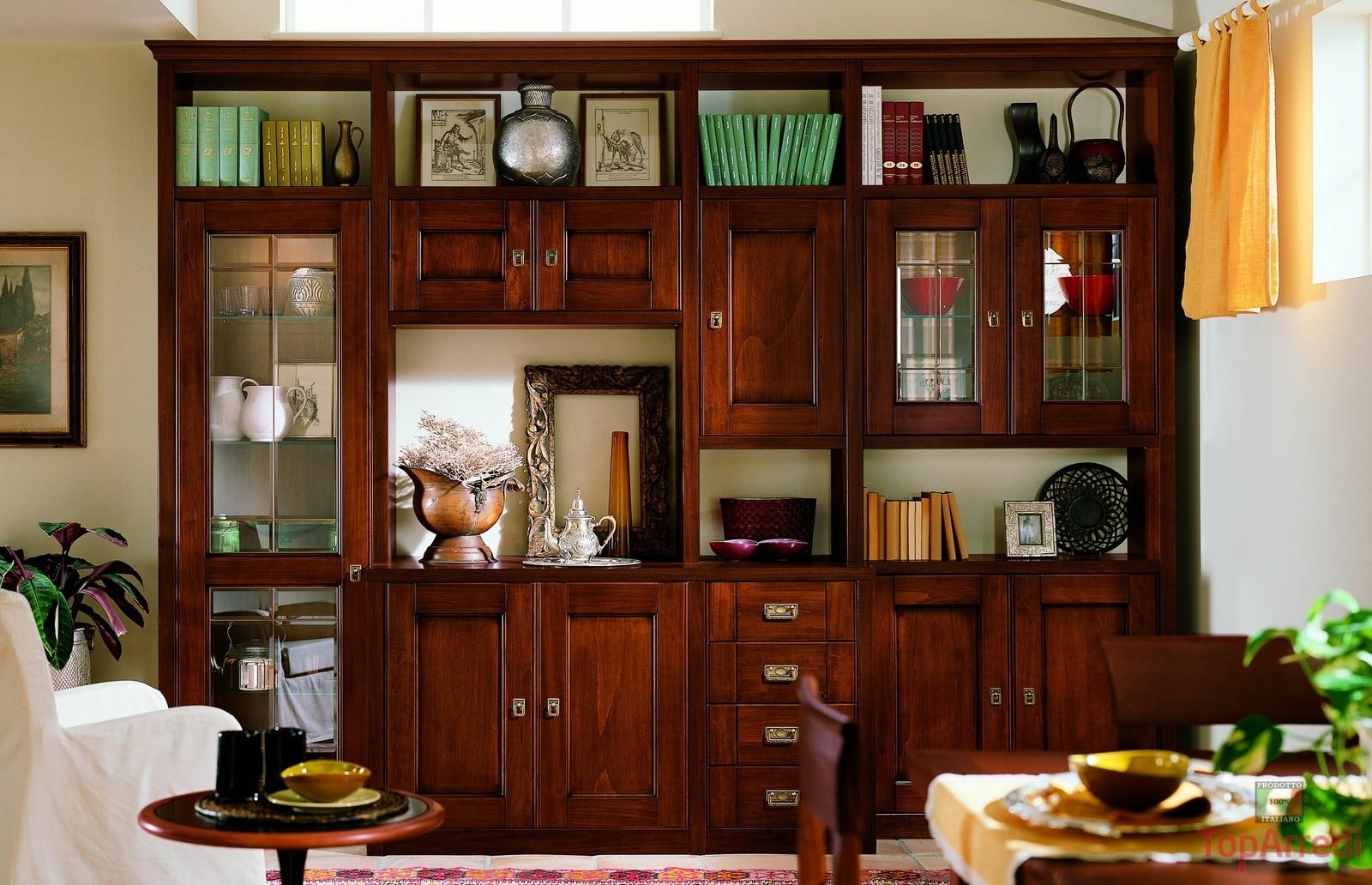 soggiorno classico modello bend arredo casa fvg