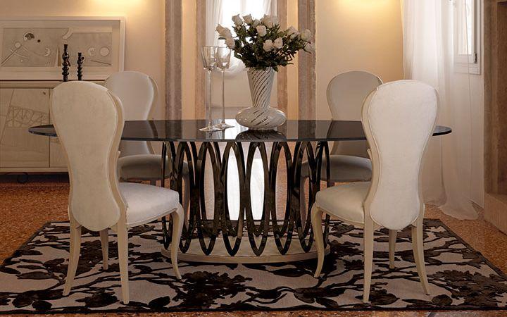sala da pranzo modello modo 10 decor luxury arredo casa fvg