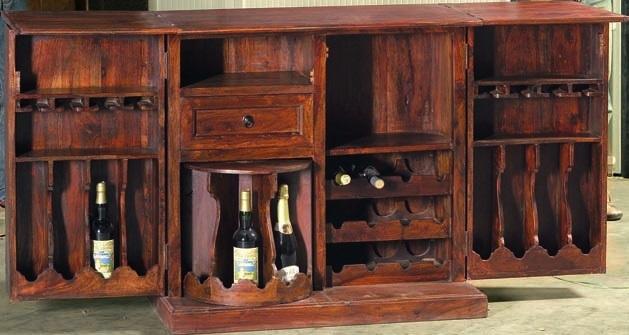 Mobile bar bancone modello cheever arredo casa fvg - Mobili bar per casa ...