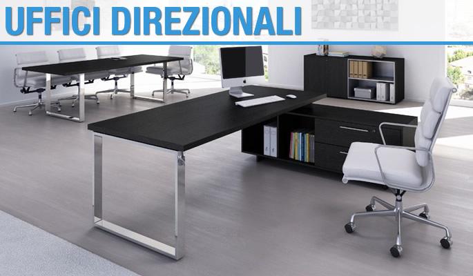 Ufficio direzionale modello full metal arredo casa fvg for Arredo ufficio direzionale