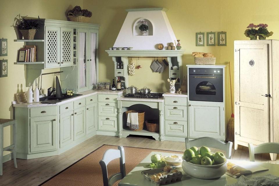 Cucina classica modello scorpions arredo casa fvg - Arredo cucina classica ...