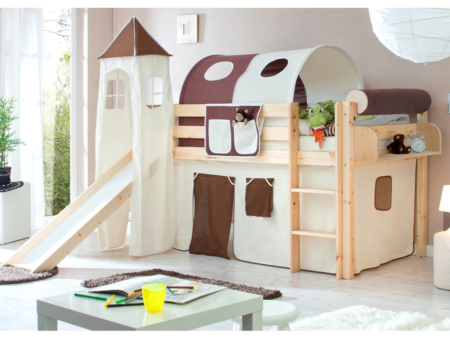 Beautiful Letti A Soppalco Per Bambini Pictures - Home Design ...