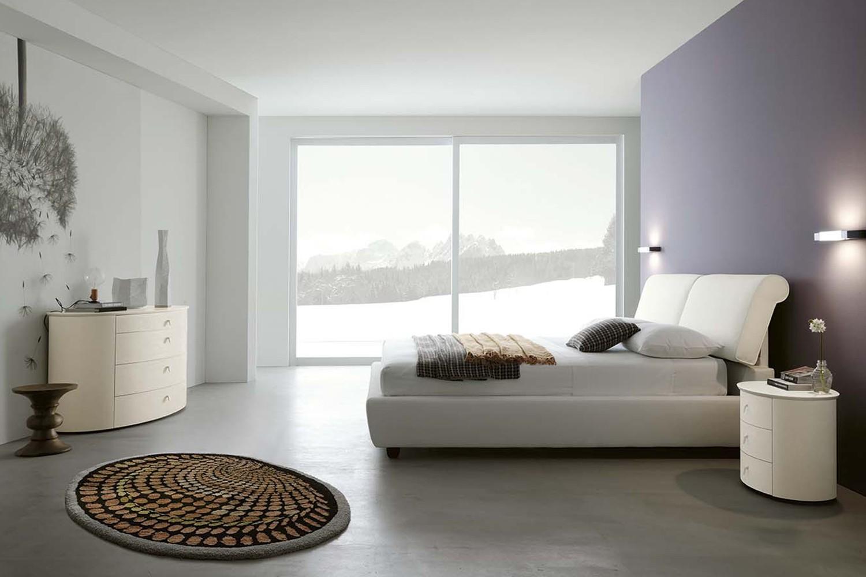 Camera da letto moderna modello 272 arredo casa fvg - Colori camera da letto moderna ...