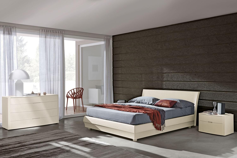 Camera da letto moderno modello 1011 arredo casa fvg - Camera da letto moderno ...