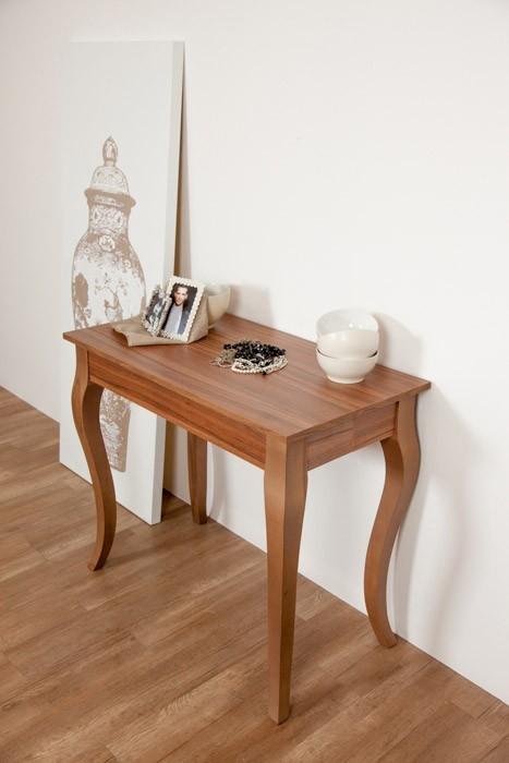 Consolle allungabile modello olanda arredo casa fvg - Tavolo consolle allungabile stile classico ...