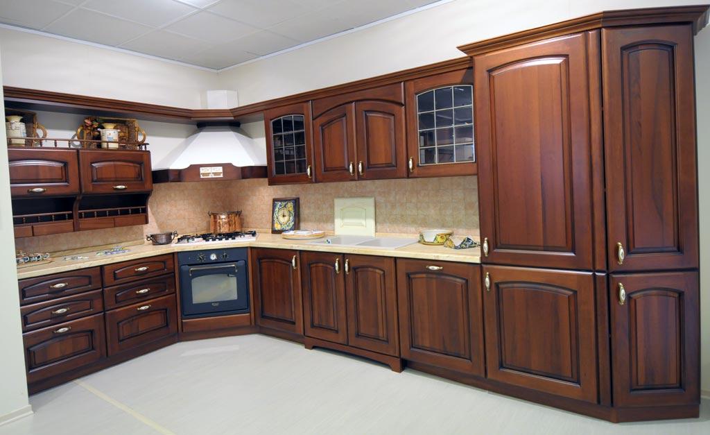 Cucina classica modello elena arredo casa fvg - In cucina con elena ...