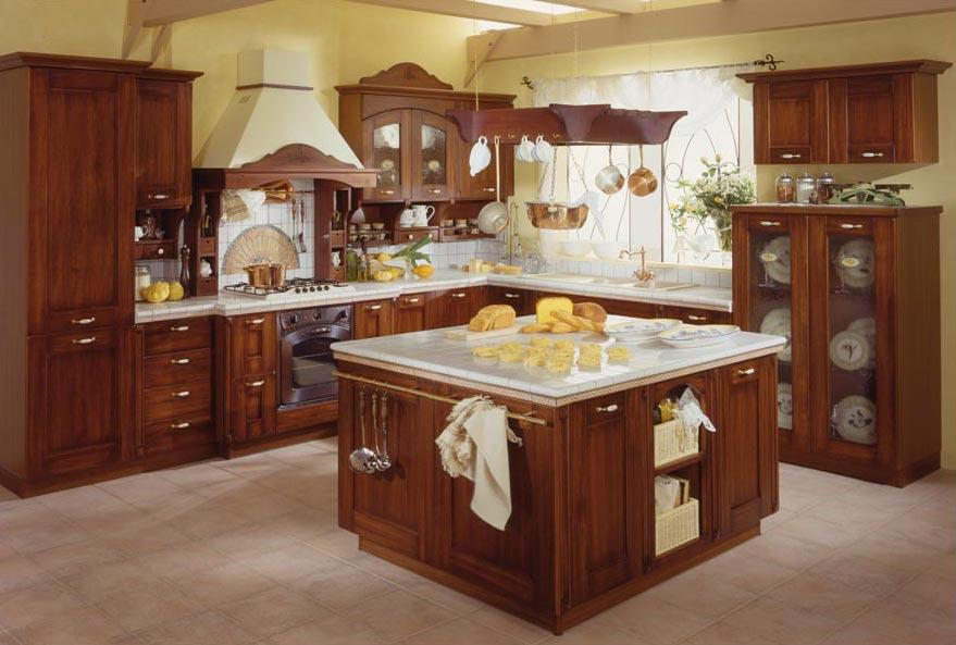 Affordable cucina classica modello gaia with arredare casa for Arredare casa classica moderna