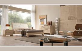 Camera da letto classica in legno massello Modello Paola - Arredo ...