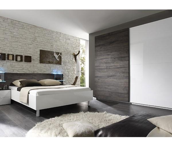 camera da letto moderna modello jenny - arredo casa fvg